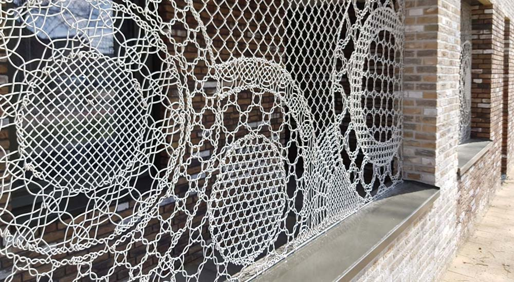 Lace-Fence rond
